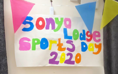 Sports Day sunshine at Sonya Lodge Residential Care Home