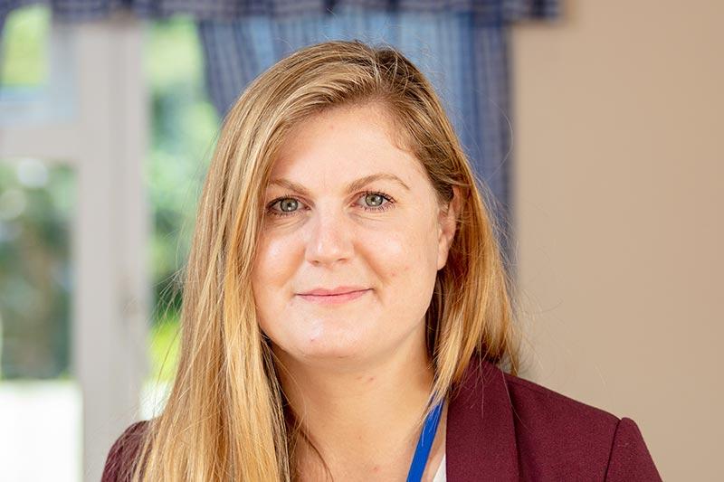 Sonya Lodge Manager Ami Barrington-Hunt
